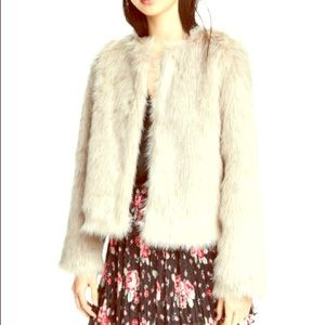 Fur Jacket, Never Worn!